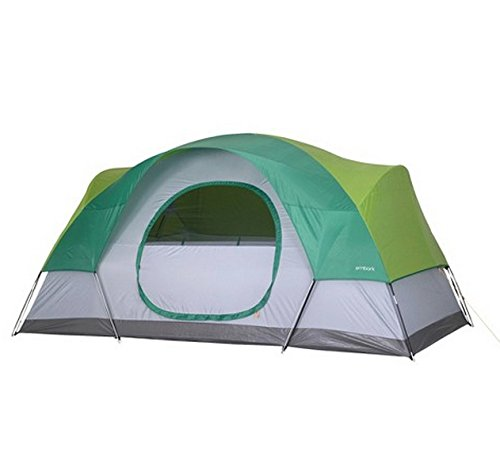 Embark 12 x 7 Foot 6'2 Tall 6 Person Dome Tent (Embark 6 Person Tent compare prices)