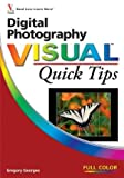 img - for Digital Photography Visual Quick Tips book / textbook / text book