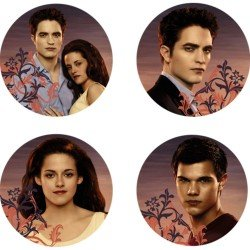 Breaking Dawn - Buttons Party Accessory