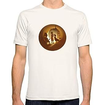 Salon salon De Coiffure T-Shirt 2X-Large Natural: Clothing