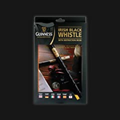 Guinness Tin Whistle & Book