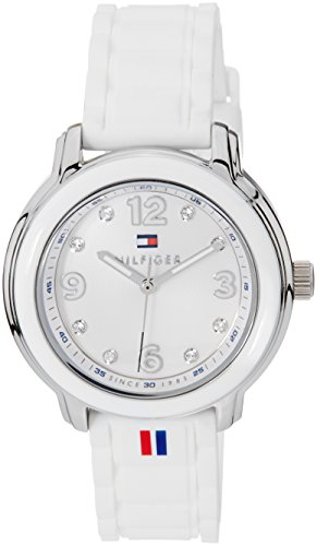 Tommy Hilfiger Analog Silver Dial Women's Watch - TH1781418J