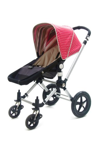 Reversible Canopy for Bugaboo Cameleon (Cherry)