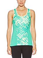 Puma Top Ess Gym Graphic (Verde)