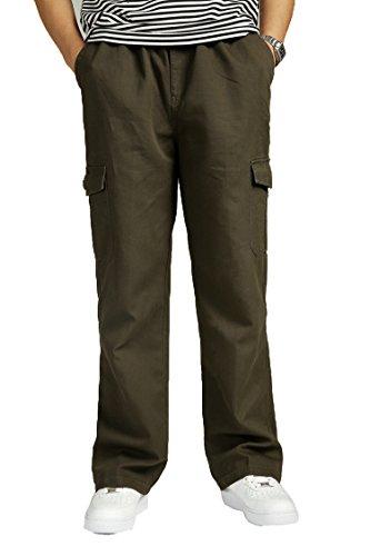 2016-neu-mode-dnger-mann-mnnlich-fett-plus-gre-hose-baumwolle-overalls-army-green4-xxl