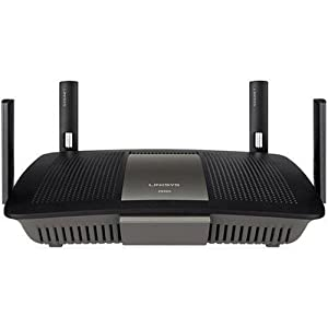 Linksys E8350 AC2400 Dual Band Gigabit Wi-Fi Router