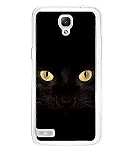ifasho shining eyes of cat Back Case Cover for Xiaomi Redmi Note 4G