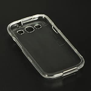 Samsung Galaxy S3/I747/I9300 - Retail Packaging - Clear: Cell Phones