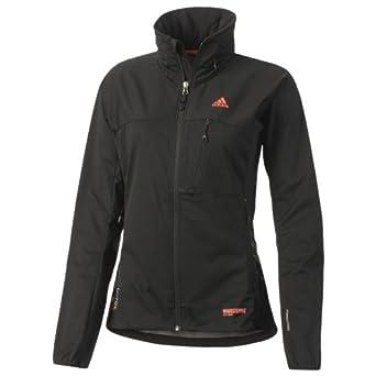 Buy Adidas D81527 Ladies W Terrex Windstopper Fast Jacket Apparel Multicoloured by adidas