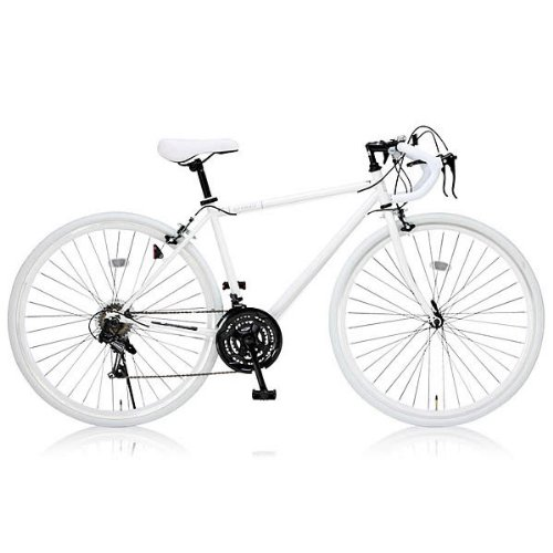 Grandir(グランディール) ロードバイク 700C シマノ21段変速[...