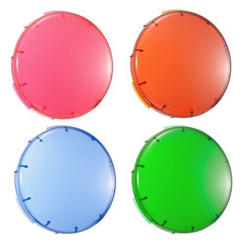 Pentair 78900100 Kwik-Change Plastic Snap-on Color Lens Cover Replacement Kit Amerlite Underwater Incandescent Light