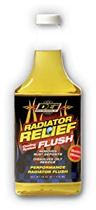 DEI 040202 Radiator Relief Cooling System Flush - 16 oz.