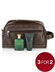Woodspice Wash Bag Gift Set