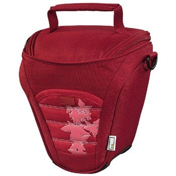 DURAGADGET Fashion SLR/DSLR Case (Maple Design) For smaller Cannon (550D, 50D, Etc)/ Nikon (D3200, D60), Etc / Sony DSLR's