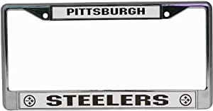 Pittsburgh Steelers Chrome Frame from Rico Industries