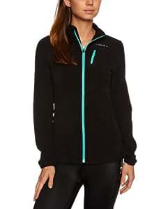 O'Neill Women's Fullzip Fleece  -  Black Out, Medium