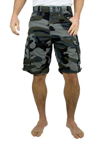 Bench Camo Ironside Shorts