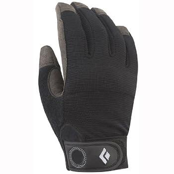 Black Diamond Crag noir (Taille cadre: XL) Gants Escalade