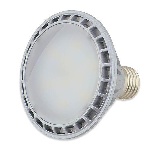 Ledwholesalers Short Neck Par30 11 Watt 120° Beam Angle Led Bulb, Warm White 1338Ww