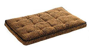 "Bowsers Luxury Dog Crate Mattress, Urban Animal, MED 21""x30""x3"" by Bowsers"
