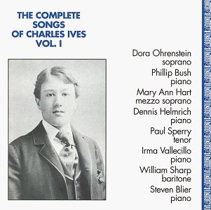 Bush - The Complete Songs of Charles Ives, Vol. 1 - Zortam Music