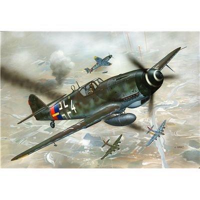 Revell Modellbausatz 04160 - Messerschmitt Bf 109 G-10 im Maßstab 1:72