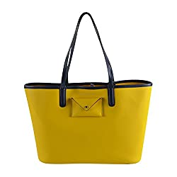Marc by Marc Jacobs Metropolitote Tote Yellow Jacket