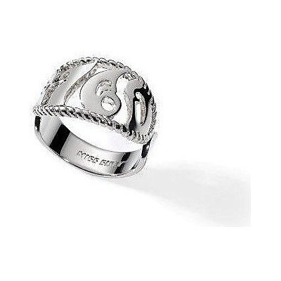 anello donna gioielli Miss Sixty outlet casual cod. 2.SMEE04014