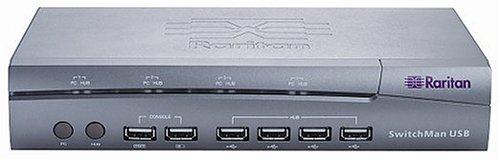 Raritan 4PORT SWITCHMAN USB KVM SWITCH ( SW4-USB )