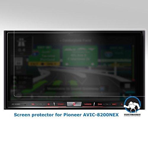 Tuff Protect Anti-glare Screen Protectors Pioneer AVIC-8200nex Car-Indash Player