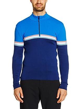 CMP Campagnolo Camiseta Manga Larga 7H27532 (Azul Marino)