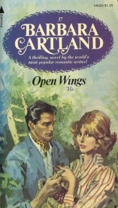 Open Wings, BARBARA CARLAND