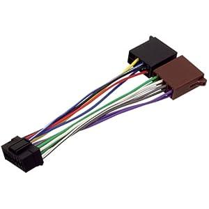 HQ ISO-SONY16P Câble ISO pour Autoradio
