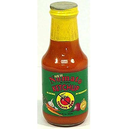 Tomato-Free Ketchup