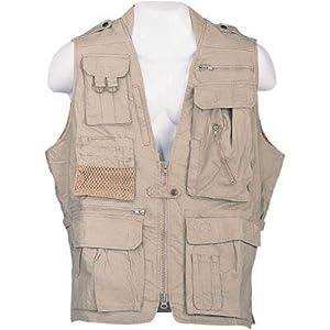 Safari Vest Men