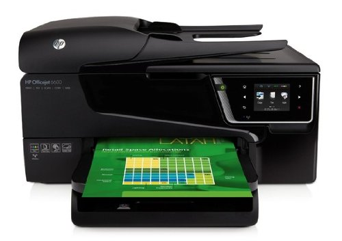HP Officejet 6600 Stampante e-All-in-One H711G