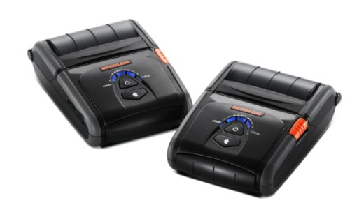 "Bixolon Spp-R300 Monochrome Portable Direct Thermal Receipt Printer With Bluetooth, 3.94 In/S Print Speed, 203 Dpi Print Resolution, 3"" Print Width, 7.4 Vdc"