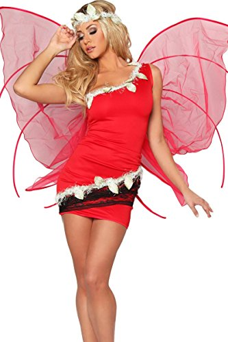 3Wishes Women's Spring Fairy Costume Fairy Costumes For Women