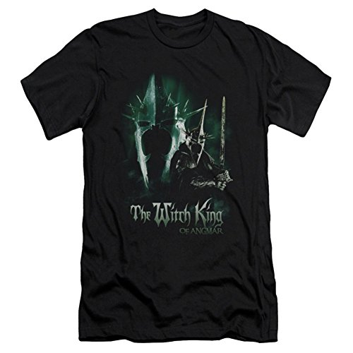 The Lord of The Rings Movie Witch King Pose Adult T-Shirt Tee