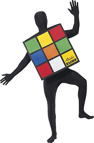 Unisex 3D Rubiks Cube Costume for Adults