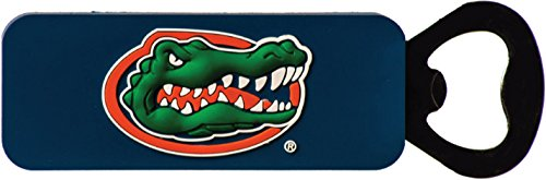 NCAA University Rubber Magnetic Bottle Opener (Florida Gators)