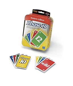 Phase 10® Masters Edition in Tin