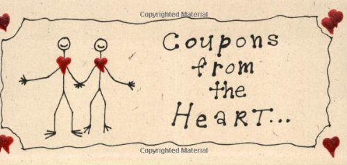 Coupons from the Heart - humorous coupon book