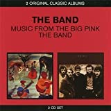 The Band Music From Big Pink/The Band Import Edition by The Band (2011) Audio CD