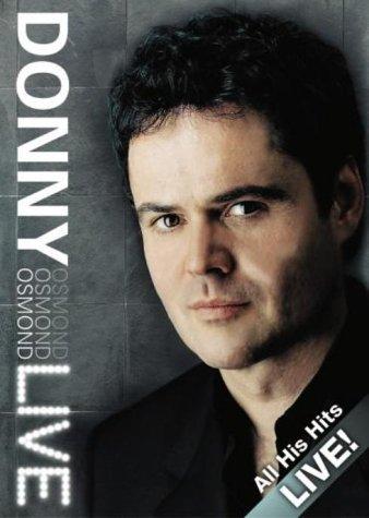 Donny Osmond: Live [DVD] [2003]