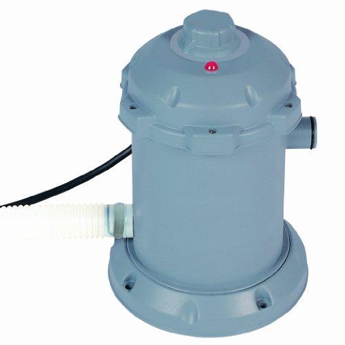 Bestway Pool Heater - Grey, 36cm