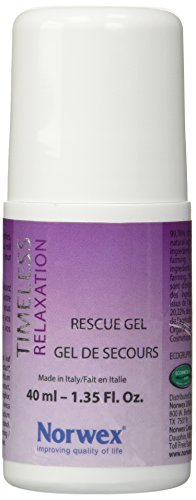 Norwex Timeless Relaxation Rescue Gel with Natural Botanicals Including: Devil's Claw Extract, Chamomile, and Arnica (Devils Claw Gel compare prices)