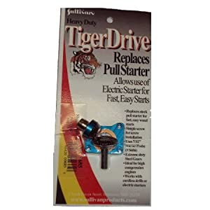 Sullivan Tigerdrive Adapter 6mm Ofna SULS685