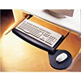 KEYBOARD AND MOUSE TRAY