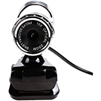 Youzee HD Webcam 10X Optical Zoom Web Cam Camera With MIC For PC Laptop